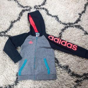 Adidas Kids Jacket Athletic